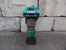 Wacker Bs60-2I Rammer Tamper Jumping Jack Compactor Works Fine 8/19