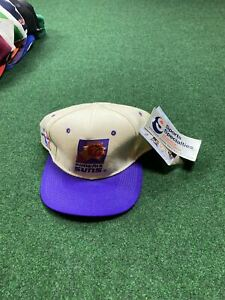 Vintage Phoenix Suns Fitted 7 3/8 Hat Cap NBA Sports Specialties NWT