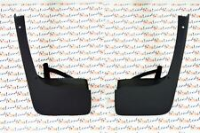 GENUINE Vauxhall VIVARO A - REAR MUDFLAPS / SPLASH GUARDS KIT - NEW - MUD FLAPS