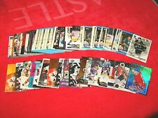 PIERRE TURGEON SABRES ISLANDERS CANADIENS BLUES STARS LOT OF 76 CARDS (18-26)