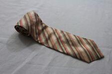 KR3275 ALVEARE  Krawatte  Mehrfarbig gestreift