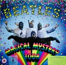 The Beatles Magical Mystery Tour DELUXE BOX SET Vinyl EP Blu-ray & DVD book NEW