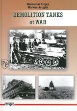 Trojca: Demolition Tanks at War Panzer-Modellbau/Tiger/StG/Panther/Goliath/Fotos