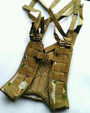 Auscam 8 Point Harness Military Webbing HD 900 Denier Double PU Coated TAS 3373