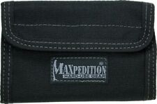 Maxpedition Spartan Black Wallet 0229B