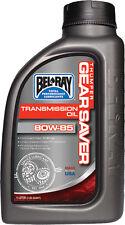 BEL-RAY THUMPER GEAR SAVER TRANSMISSION OIL 80W-85 LITER 99510-B1LW