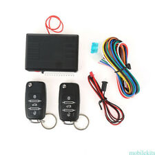 Car Remote Keyless Entry Central Conversion Door Lock Kit For VW Golf Mk4 Mk5
