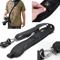 Quick Sling Camera Single Shoulder Belt Strap SLR DSLR Cameras Canon Sony Nikon