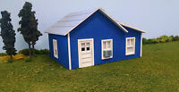 HO Scale Laser Cut Custom Coal Company House Building Kit