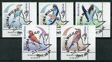 Namibia 2017 CTO Rollers of Namibia 5v Set Birds Stamps