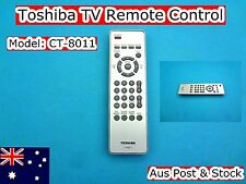 Toshiba Television TV Remote Control Replacement CT-8011**Brand NEW** (C760)