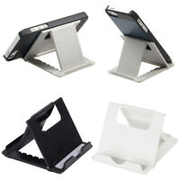 Practical Universal Folding ABS Phone Tablet Stand Mount Holder For iPhone iPad