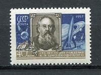 28117) Russia 1957 MNH New Tsiolkovsky 1v Scott #1991