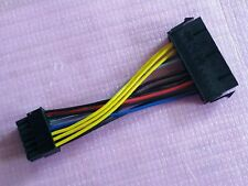 24 Pin Female to 14 Pin Male ATX Cable Adapter for PSU Power Supply LENOVO IBM