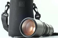 MINT MINUS SIGMA MULTI COATED 400mm F5.6 MF LENS FOR F MOUNT W/  SIGMA EX CASE