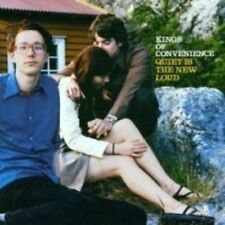 Kings Of Convenience - Quiet Is The New Loud CD NEU