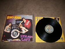 THE STRAY CATS Rant n' Rave R173486 LP - NM VINYL