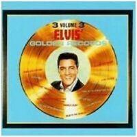 ELVIS PRESLEY - ELVIS' GOLDEN RECORDS-VOLUME 3  CD 18 TRACKS ROCK 'N' ROLL NEU
