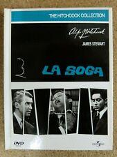 DVD The Hitchcock Collection.La Soga   DVD+Libro