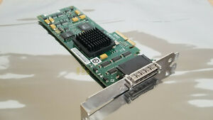 LSI22320SE  PCI-Express Ultra320 SCSI Dual-Channel Host Bus Adapter L3-00148-01B