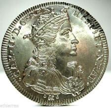 NAPOLI (CARLO II di Spagna) Mezzo Ducato 1693-FDC.