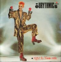 "EURYTHMICS right by your side 7"" PS EX/EX uk rca DA 4"