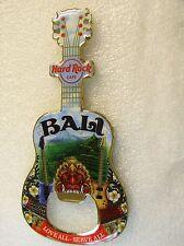 Hard Rock Cafe,BALI,Magnet City Bottle Opener