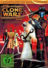 DVD NEU/OVP - Star Wars - The Clone Wars - Staffel 1 - Volume 4