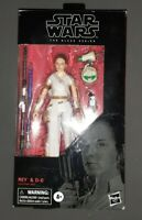 """STAR WARS THE BLACK SERIES 6"""" REY & D-0 ACTION FIGURE #91 - IN STOCK!!"""
