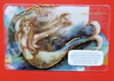 STARBUCKS UK MERMAID 2016  SPECIAL EDITION GIFT CARD  NO VALUE COLLECTORS ITEM