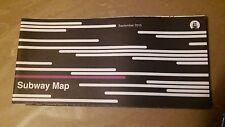 Mta nyc transit subway map 7 line 34st Hudson Yards grand opening