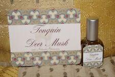 TONQUIN Deer Musk Tincture 15ml TONKIN Pheromones Aphrodisiac Perfume Misk Jinko