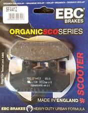 EBC/SFA412 Brake Pads (Rear) - Suzuki AN400 Burgman 07-15, AN650 Burgman 03-15