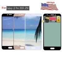 LCD Touch Screen For Samsung Galaxy J2 Pro J250M/DS SM-J250M J250G J250F US