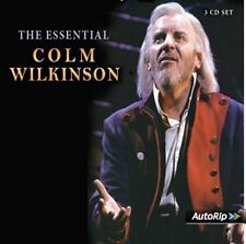 Colm Wilkinson The Essential 3 CD Set 2016