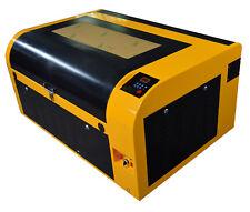 6090 CO2 Laser Engraving Cutting Machine Engraver 60W Laser Tub