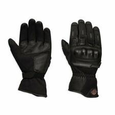 Harley-Davidson® Men's Bar & Shield Logo Mesh Gloves - 98363-17EM