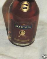 COGNAC MARTELL VSOP MEDAILLON OLD FINE COGNAC  40% MIGNONNETTE 3 CL MINI BOTTLE