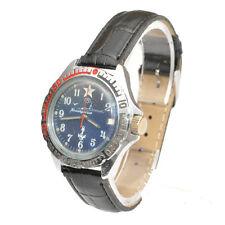 Vostok - U BOTT russische Armbanduhr KOMANDIRSKIE Fliegeruhr Uhr Datumsanzeige