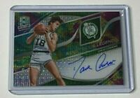 2019-20 Panini Spectra Basketball DAVE COWENS autograph #51/75 celestial