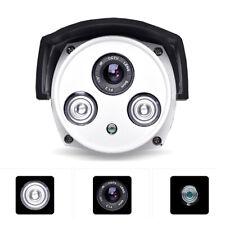 Waterproof Analog CMOS 1300TVL 8MM Outdoor BNC CCTV Surveillance Security Camera