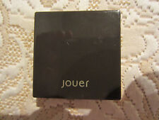 Jouer Powder EyeShadow Caramel Full Size Free Shipping Womens Make Up