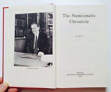 Numismatic Chronicle Vol 161 - (eB2)