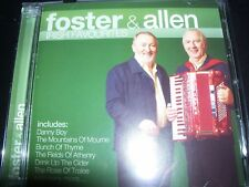 Foster & Allen Irish Favourites (Australia) 2 CD – Like New