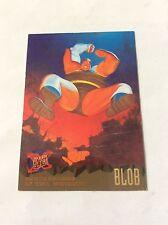 BLOB  card nr 58 X-MEN '95 FLEER ULTRA  MARVEL