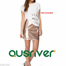 Unbranded Above Knee Mini Skirts for Women