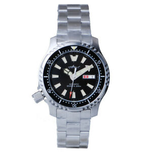 Diving ghost automatic mechanical watch 200 meters men's watch luminous leisure