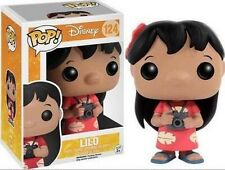 Figurine Lilo avec Appareil Photo - Disney Funko Pop Vinyl