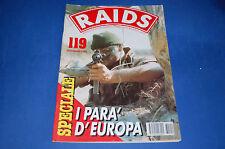 RAIDS N. 119 Novembre 1996 Ermanno Albertelli Editore