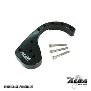 Yamaha Banshee 350 YFZ350   Case Saver  Billet Aluminum   Alba Racing   207 T6 B
